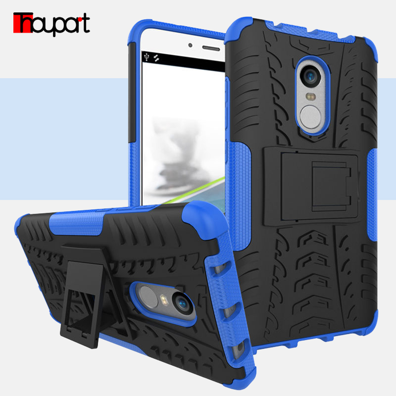 ShockProof Case For Xiaomi Redmi Note 4 Note4 X Pro Redmi 4A Cover Kickstand Hybrid Case for Redmi Note 4X Note4 Global Version