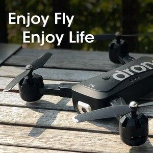 Image 2 - F88 zangão dobrável rc quadcopter portátil wifi drones com 4k hd câmera modo de espera altitude siga drone ar selfie dron