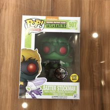 2017 Funko pop Glow In The Dark Oficial SDCC Exclusive TMNT Baxter Stockman Vinyl Action Figure Toy Collectible Modelo em estoque(China)