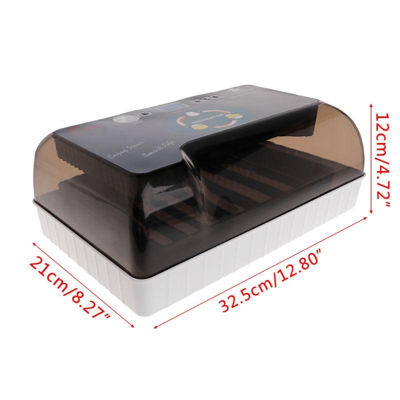 Курица инкубационная машина утка птицы инкубатор автоматический инкубатор яйца высокое качество и новый бренд - 6
