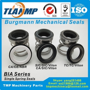 Image 3 - BIA 38 BIA/38 Burgmann Mechanical Seals  Rubber Below Water Pump Seal (Material:CA CE NBR, CA SIC VIT, SIC SIC VIT, TC TC VIT)