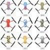 Kolorowa naklejka na DJI Mavic Air 2 skórka naklejka Drone Body pilot ochrona odporne na zarysowania naklejki w pełni pokrywają
