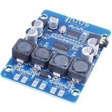 Tpa3118 2X30W 8-26V Dc Stereo Audio Bluetooth Digital Power Amplifier Board For Diy Toys Model Amplificador Amplifiers(China)