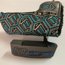 Golf Putter Head-Cover Birdiemake Bettinardi Steel-Shaft with 28 Studio-Stock 34/35inch