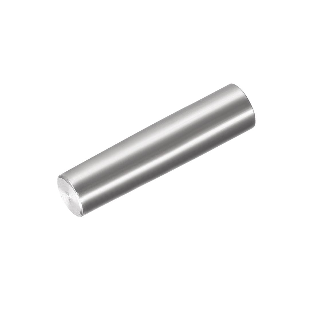 uxcell 1.7mm x 10mm Dowel Pin Carbon Steel Split Spring Roll Shelf Support Pin Fasten Hardware Black 50 Pcs