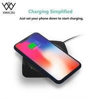 15W Drahtlose Ladegerät für iPhone 11 Pro Max X XS Max XR Schnelle Ladegerät USB Wireless Charging Pad Für samsung Galaxy Note 10 Plus