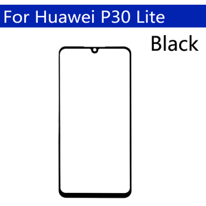 Image 2 - 10Pcs\lot For Huawei P30 Lite \Nova 4E Touch Screen Front Outer Glass Lens For P30 LCD Glass Replacement
