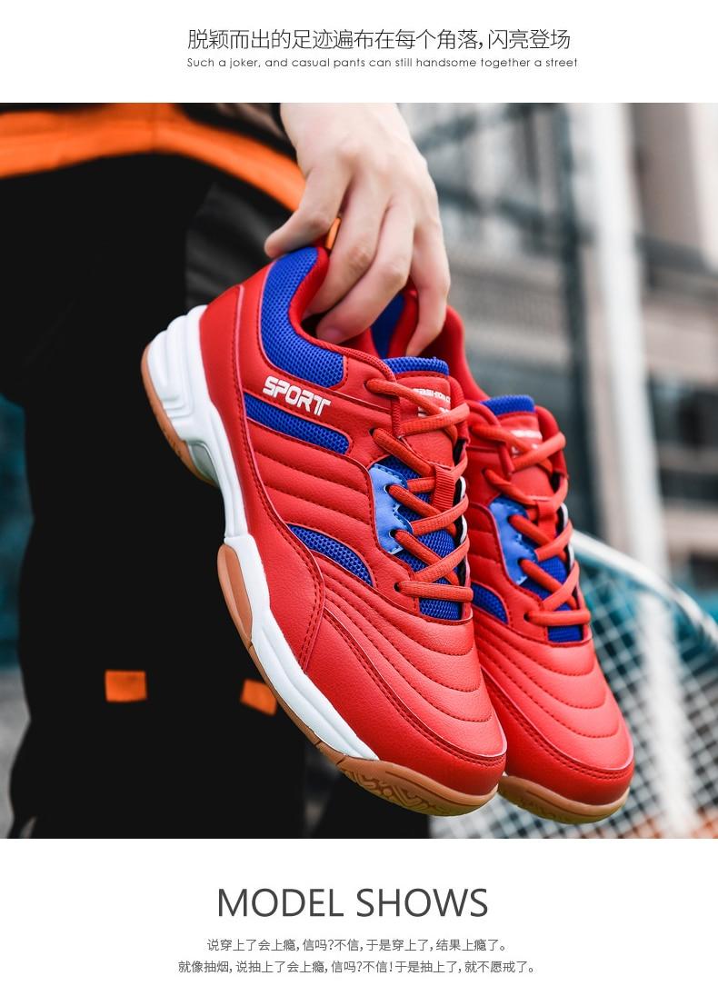 2019 Novos Sapatos Badminton Profissionais Esportes Ao