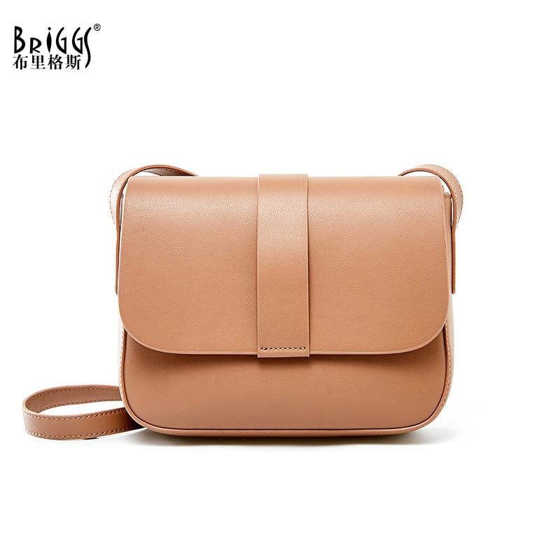 Женская кожаная сумка мессенджер, маленькая, из натуральной кожи, 2020 Сумки с ручками      АлиЭкспресс