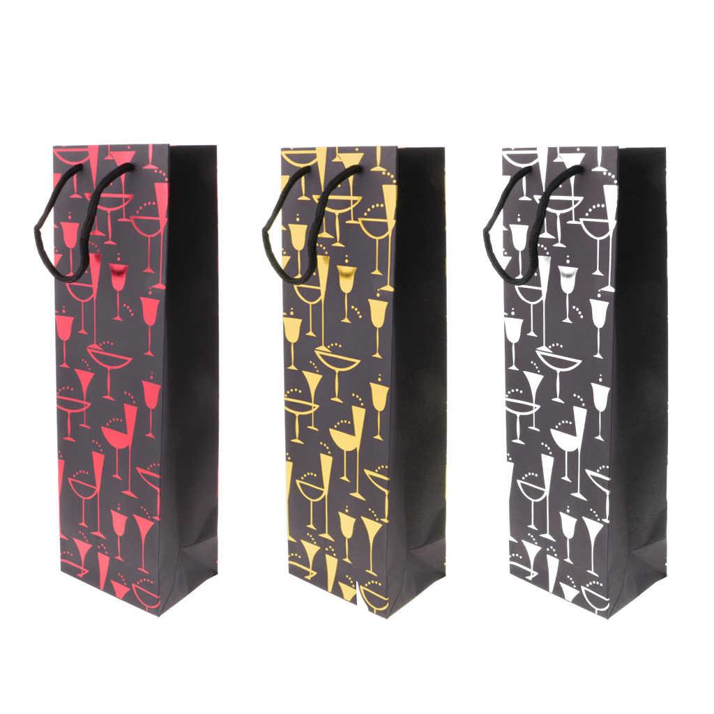 G2PLUS 30PCS Bolsas para Botellas de Vino de Organza Bolsas de Regalo para Botellas de Vino de750 ml con Cord/ón para Envolver Botellas de Vino,Color14 x 37 CM
