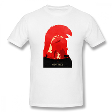 Assassin Creed Odyssey t shirt men Casual Fashion Men's Basic Short Sleeve T-Shirt boy girl hip hop t-shirt top tees цена