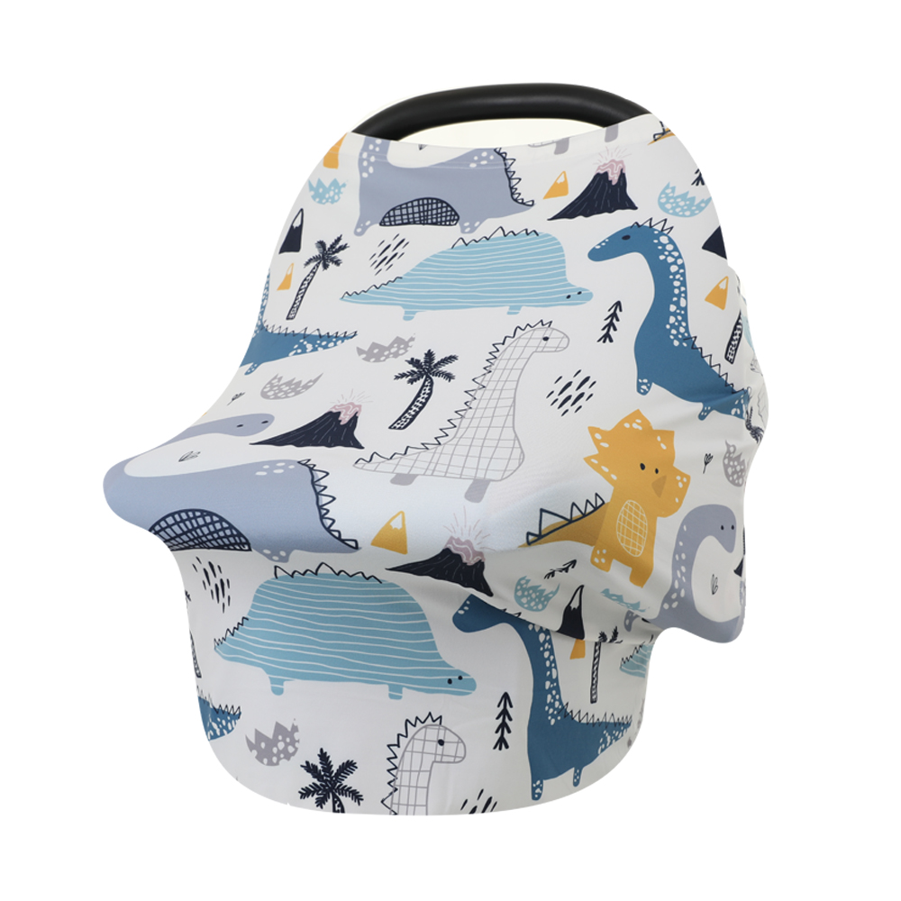 Nursing Breastfeeding Privacy Cover Print Baby Scarf Multifunction Infant Car Seat Stroller Breast Feeding Scarf Nursing Covers