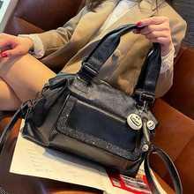 Алмаз сумки с заклепками Для женщин 2020 Новый Дикий атмосферное