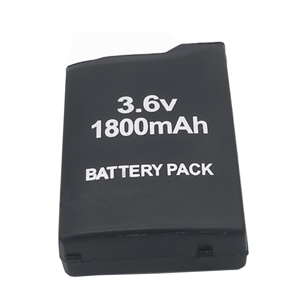 3 6V 1800mAH Rechargeable Battery Pack Replacement For Sony PlayStation Portable PSP 1000 PSP 110 Controller