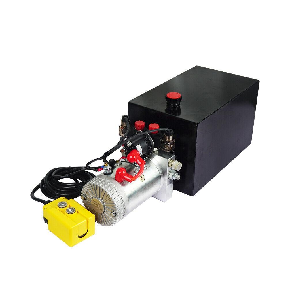 Contrôleur d'unité d'alimentation de remorque de décharge de pompe - Outillage électroportatif - Photo 4