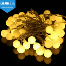 Led Lamp String Twinkle Lights 3 X AAA Battery Operated Fairy Lights Christmas Halloween Light Bulb Garland New Year Decorations chinese style led lantern flashing string festoon light battery operated lamp christmas wedding new year garland outdoor garden
