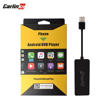 Carlinkit Apple CarPlay /Android Auto Carplay Dongle pour Android système écran Smart link Support miroir-lien carte en ligne musique
