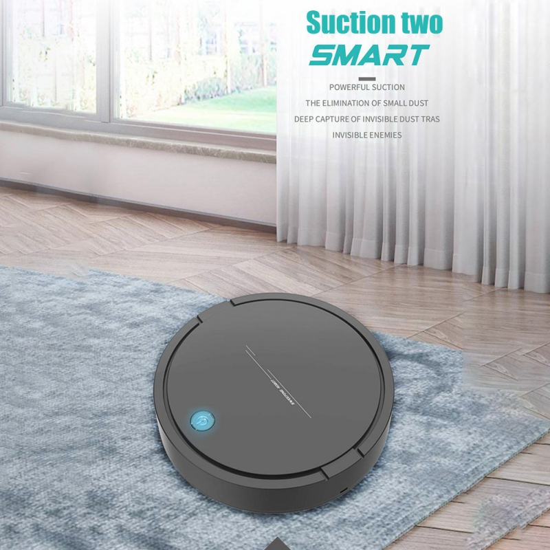 Household Appliances Smart Robot Vacuum Cleaner Rechargeable Automatic Sweeping Mopping Machine Robotic Vacuums
