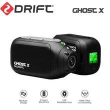 Cámara de Acción Drift Ghost X Chip Ambarella, cámara deportiva 1080P, para motocicleta, bicicleta de montaña, cámara para casco con WiFi