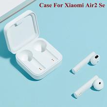 Dla xiaomi air2 se przypadku słuchawek słuchawki bezprzewodowe przypadki dla xiaomi funda płynnego silikonu ochronna pokrywa dla xiaomi air 2 se tanie tanio CASPTM Słuchawki Przypadki Standard For Xiaomi Air2 Se earphone case For Xiaomi Air 2 se TPU Silicone Cover for xiaomi case