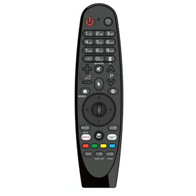 Remote Control AEU Magic AN-MR18BA AKB75375501 Replacement For LG Smart TV