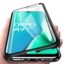 360 Double Sided Glass Case For OPPO A9