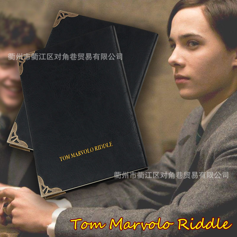 IN STOCK Tom Riddle Diary Students Kids Birthday Gift Collection for HP fansAction & Toy Figures   -
