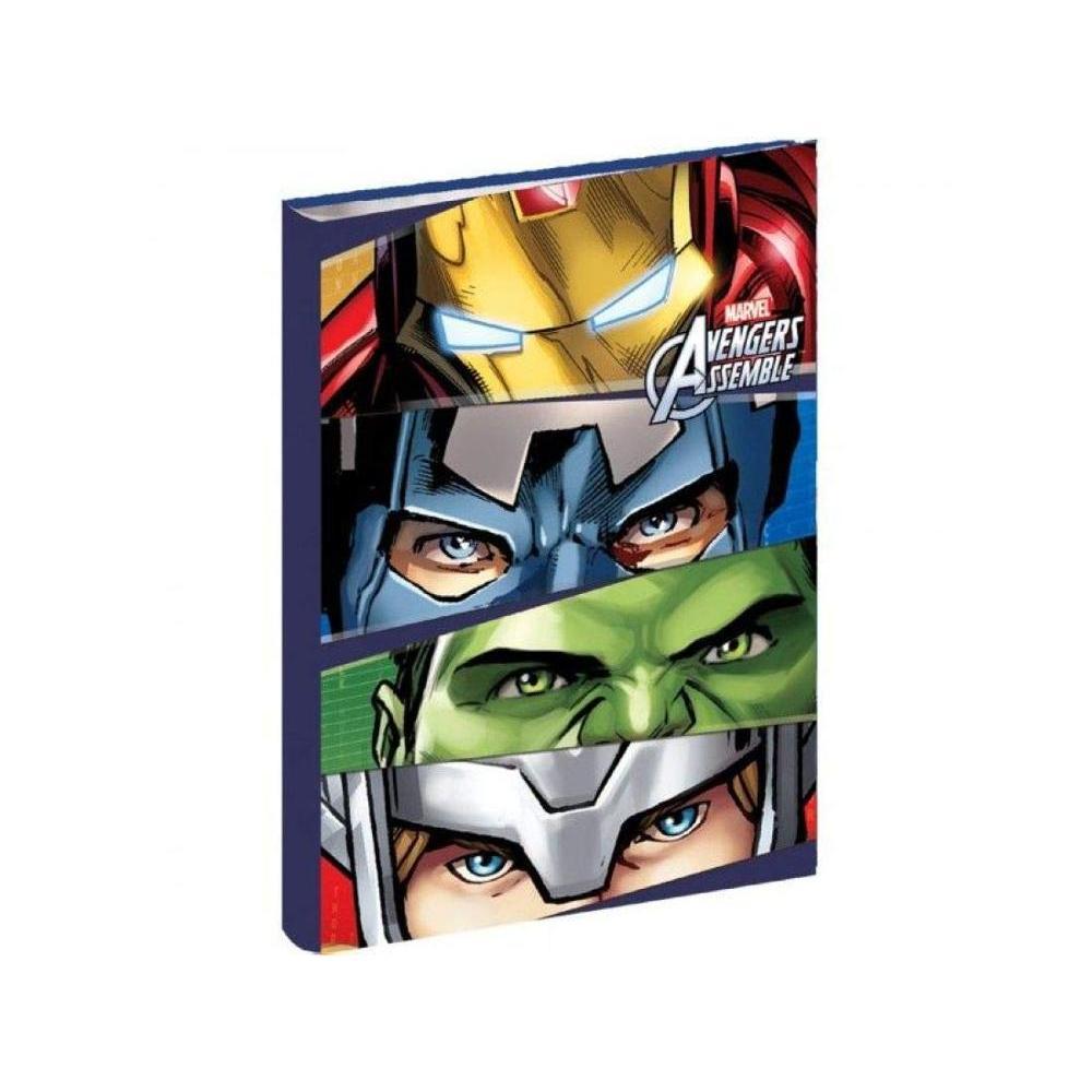 AVENGER-ring Binder Avengers Team (24/2)