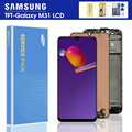 100% Test Für Samsung Galaxy M31 LCD M315 M315F Display Touchscreen Digitizer Montage Für Samsung M315 M315F/DS LCD Display