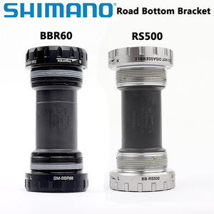 Shimano ULTEGRA 105 TIAGRA SORA SM-BBR60 RS500 Hollowtech II Road Bicycle Bottom Bracket 68/70mm R8000/R7000/4700(China)