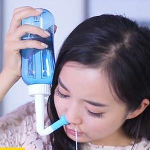 Nasal Wash Cleaner Nose Protector Moistens Nasal Irrigator Avoid Allergic Rhinitis Sinus Rinse Neti Pot For Adult Children