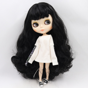 Image 5 - ICY Blyth doll No.1 glossy face white skin joint body 1/6 BJD special price 1/4 BJD,Pullip,Jerryberry,Licca toy gift