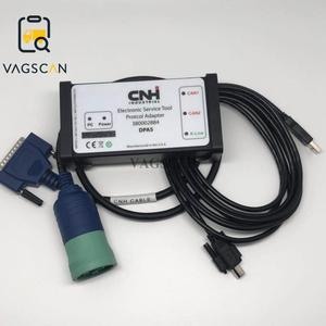 Image 4 - Agriculture Diagnostic  for New Holland Electronic Service Tools K LINE Cable (CNH EST 9.3 Engineering Level)+Activator+unexpire