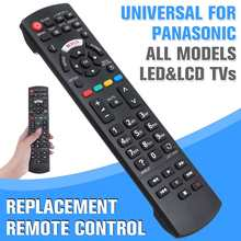 Universal tv controle remoto para lcd/led/hdtv controle remoto para panasonic tv n2qayb000572 n2qayb000487 eur76280