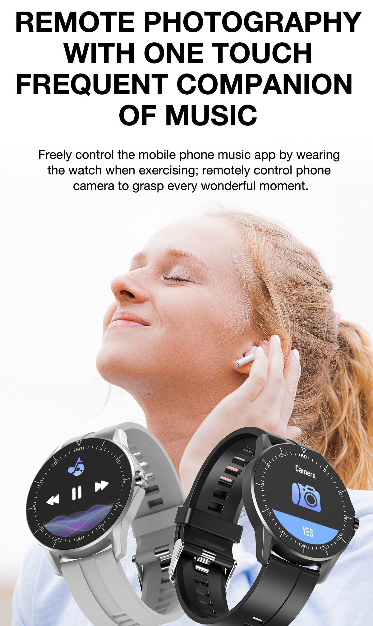 Smartwatch For Huawei  Apple