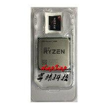 Amd ryzen 5 3400g r5 3400g 3.7 ghz quad core oito thread 65w processador cpu l3 = 4m yd3400c5m4mfh soquete am4 novo mas nenhum ventilador