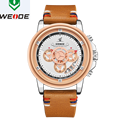 WEIDE, мужские часы, роскошные, военные, спортивные, водонепроницаемые, несколько часовых поясов, мужские часы, будильник, часы с ЖК-дисплеем, э...