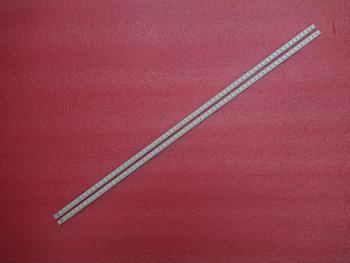 цена на New 2 PCS/lot 66LED 455MM LED backlight strip for LE40H157 LE40E19H V-8229-A03-50 V-8229-A03-60 015B8000-A03-L00-8229 R00-8229