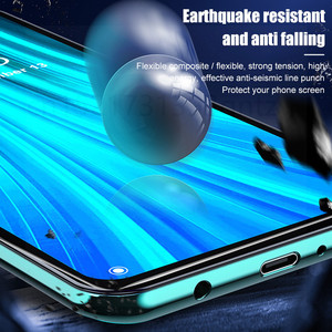 Image 5 - Bộ 2 Miếng Dán Bảo Vệ Màn Hình Hydrogel Cho Xiaomi Redmi Note 7 8 9 5 10 Pro Màng Bảo Vệ Trên Redmi 9 9A Note 9S 9 4X 7A Không Kính