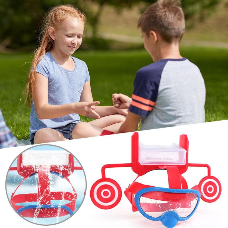 Prank Toys Wet Water Hat Challenge Wet Head Water Tricky Multi-person Interaction at Parties Game Toys Novelty Tricky Prop image