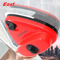East Larger Double-Sided (5-25mm Glass) Adjustable Safety Glass Cleaner A8 Brush Magnetic Window Cleaner Cleaning Tools