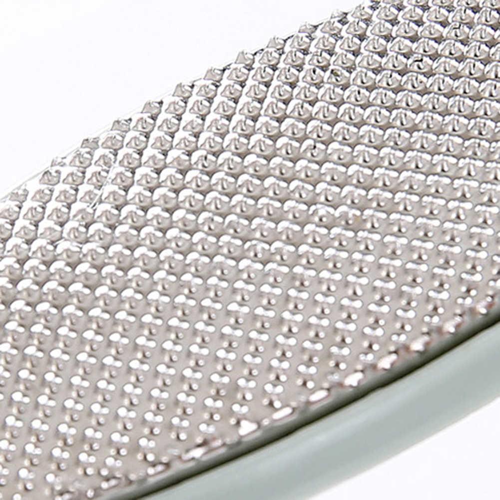 Dual Head Exfoliating Scrubbing Foot File Hard Dead Skin Callus Remover Professional Pedicure File Tools Grinding Feet Skin Care