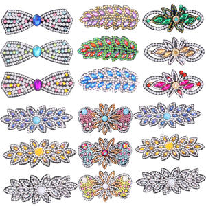 Hair-Clip Diamond-Pa...