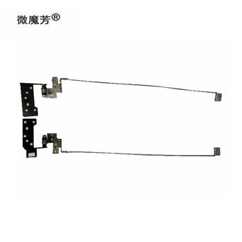 Nuevas bisagras de soporte LCD para ordenador portátil para ASUS GL753 GL753V izquierda y derecha
