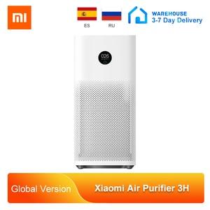 Original Xiaomi Mijia Air Purifier 3H OLED Tough Display APP AI Control Automatic Air Fresh Intelligent Household Hepa Filter