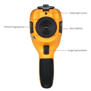 "Image 5 - Sell Hot Handheld Thermograph Camera Infrared Thermal Camera Digital Infrared Imager With 3.2"" Full View TFT Display Screen"