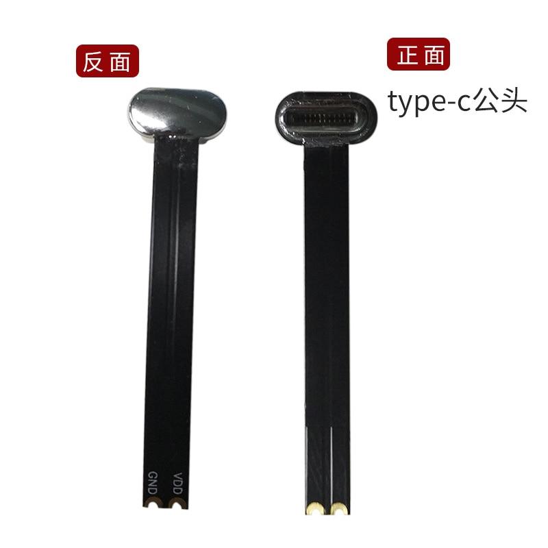 Wireless Charging Interface MLCRO USB Type-c Male Connector Android Wireless Charging Connector