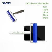 8Cm 10Cm 15Cm 20Cm 25Cm Breedte Siliconen Roller Lcd scherm Oca Film Polariserende Gereedschap Voor mobiele Telefoon Tablet Schoon Reparatie Kit