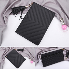 7.9 Inch New Tablet Case for IPad Mini 1 2 3 Tassel Leather Smart Flip Stand Cov