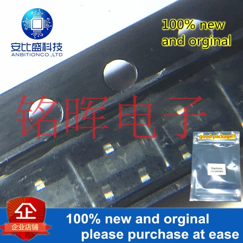 50pcs 100% New And Orginal KTC3265 2SC3265 3265 Silk-screen EY SOT23 In Stock